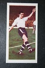Bury Fc Vintage Colour Footballer Card # Vgc