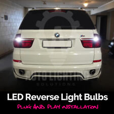 BMW X5 E70 2007 - 2013 Bombillas LED Blanco Luz Reversa UPGRADE * Venta *