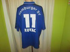 "Hamburger SV Original Fila Auswärts Trikot 1999/00 ""HYUNDAI"" + Nr.11 Kovac Gr.XL"