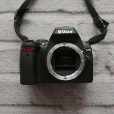 Nikon D40 6.1 MP Digital SLR Camera Body Only from Japan