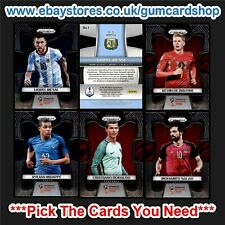 Panini World Cup 2018 PRIZM Base Cards (200 to 300) *Please Choose Cards*