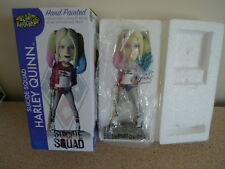 In magazzino NECA DC BATMAN suicidio SQUAD HARLEY QUINN Pompon HEAD KNOCKER in magazzino
