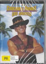 CROCODILE DUNDEE IN LOS ANGELES - PAUL HOGAN - DVD  FREE LOCAL POST