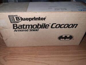 1989 Ertl Blueprinter Batmobile Cocoon Armored Shield (Mail-away in box)