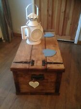 Handmade Coffee Table With Storage/ Storage Box/ Blanket Box/ Toy Box ..