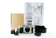 Fujifilm X-A3 Mirrorless Camera 24.2MP body Only Silver [Excellent++] From JAPAN