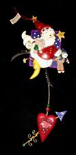 Santa Childhood Joy Toys, Bear, Moon Christmas Ornament by Midwest Cannon Falls