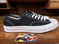 Converse Jack Purcell Signature OX Black/White Low Top Mens Casual Shoe 147560C