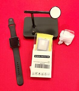 Apple Watch Gen 1 42MM Series 7000 + extras......