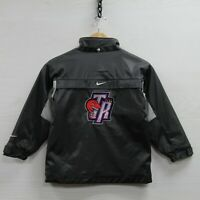 Vintage Toronto Raptors Nike Team Sports Full Zip Jacket Size 6 NBA Embroidered