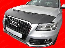 CAR HOOD BRA  fit Bonnet Bra for AUDI Q5 2013-2016 NOSE FRONT END MASK