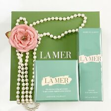 La Mer Moisturizing Gel Cream 2 oz,60ml & The mist 100ml new sealed & Gift box.