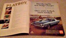 Vintage PLAYBOY 1975 NANCI LI BRANDI FREDERICK FORSYTH CORINE CLERY GOLDIE HAWN
