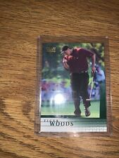 New listing 2001 Upper Deck Tiger Woods Rookie Card RC #1