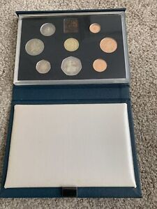 1983 ROYAL MINT UNITED KINGDOM BRILLIANT UNCIRCULATED PROOF COIN COLLECTION