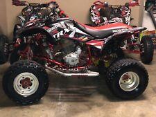 Honda 400ex 250r 450r 400