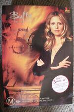 BUFFY THE VAMPIRE SLAYER RARE OOP DELETED DVD SEASON FIVE 5 BOX SET PART 1