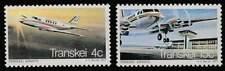 Transkei postfris 1977 MNH 22-23 - Vliegtuigen / Airplanes