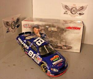 2004 Dale Earnhardt Jr Menards Bristol Win 1/24 Action GM Dealers NASCAR Diecast