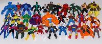 ToyBiz MARVEL Figures Lot WOLVERINE Magneto HOBGOBLIN Gambit PUNISHER Lot Of 30