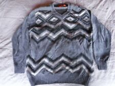 Prestige PD Mens Size 3XL Gray Sweater Pre Owned