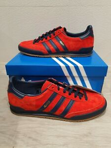 Adidas Jeans Red/Navy - UK10 - BNIBWT