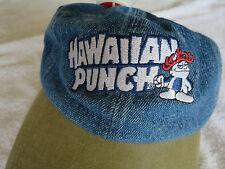 Denim Hawaiian Punch Ball Cap Blue, Falcon ,One Size , Cap , Baseball cap