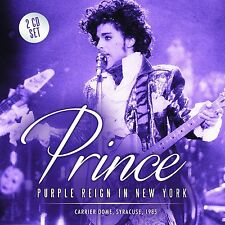 PRINCE Purple Reign in New York 2CD Live Radio Broadcasting NEW .cp