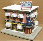 Hawthorne Village A0910 New York Yankees Restaurant w/COA/Box