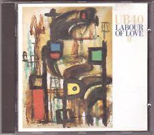 UB 40 - Labour Of Love II (CD 1989)