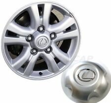 L600 NEW  LX470 WHEEL CENTER CAP 2003-2005 EMBLEM HUBCAP 42603-60600 For LEXUS