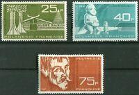 Polynesie Francaise Französisch Polynesien Nr. 45 - 47 postfrisch MNH Gauguin