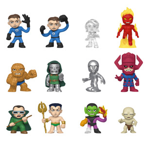 Marvel Fantastic Four Funko Mystery Minis FREE SHIPPING