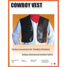 Leather Vest Costumes