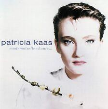 PATRICIA KAAS : MADEMOISELLE CHANTE... / CD