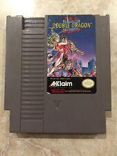 Double Dragon II : The Revenge ( Nintendo Entertainment System  ), NES game