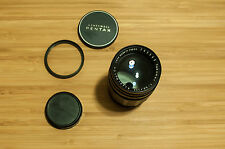 Rarely Seen Asahi Pentax Takumar f3.5 135mm Preset Telephoto Lens M42 READ (816)