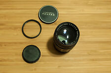 Rarely Seen Asahi Pentax Takumar f3.5 135mm Preset Telephoto Lens M42 READ (816)