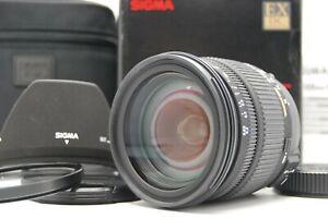 [BOXED MINT Sigma 18-50mm f/2.8 EX DC Macro HSM Zoom Lens for Nikon DHL Japan