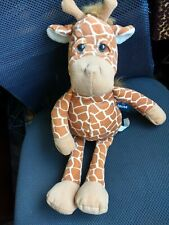 RUSS BERRIE GIRAFFE KIDS SOFT TOY PLUSH CUDDLY TOY - NEW WITH TAGS