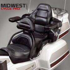 Driver Backrest - Black - for Honda Goldwing GL1500, 1988-2000  (2-377)