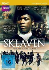 Sklaven - Historiendrama in 6 Teilen Pidax Klassiker  DVD/NEU/OVP