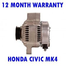HONDA CIVIC MK4 MK IV 1.6 1991 1992 1993 1994 1995 RMFD ALTERNATOR