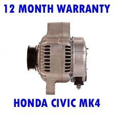 Honda Civic Mk4 Mk Iv 1.6 1991 1992 1993 1994 1995 rmfd Alternador
