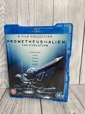 Prometheus to Alien: The Evolution Box Set (8-Disc Set) [1979] - Blu-Ray DVD