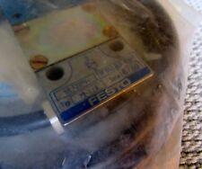 Festo Pneumatic Pe 18 Electric Limit Pressure Switch 206959 215542 Air Er 318