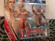 WWE WRESTLEMANIA THE ROCK E RIC FLAIR 8 in (ca. 20.32 cm) Figure Set