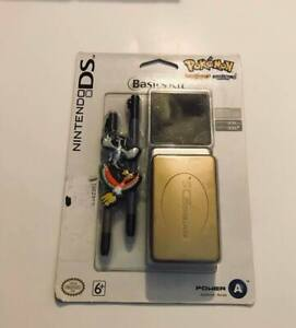 Nintendo DS Pokeman Basics kit NEW
