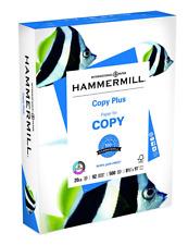 Hammermill Paper, Copy Plus, 8.5 x 11, Letter Size, 20lb, 1 Ream (500 sheets)