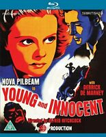 Young and Innocent [Blu-ray] [DVD][Region 2]